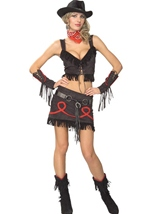 Cowgirl Woman Costume