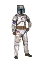 Jango Fett Star Wars Deluxe  Boys Costume