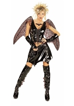 Bat Dazzled Vampire Woman Costume
