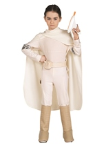 Deluxe Padme Amidala Girls Star Wars Costume