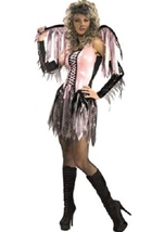 Spider Web Fairy Woman Costume
