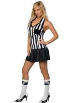 Referee Women Costume