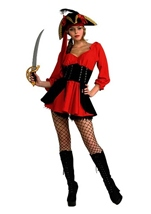 Pirate Wench Woman Costume