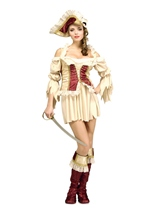 Pirate Queen Woman Costume