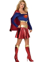 Supergirl Woman Costume