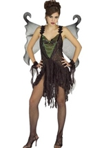 Nighshade Fairy Woman Costume