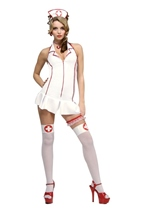 Sexy ER Nurse Women Costume