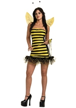 Buzzy Bee Women Honey Bee Costume