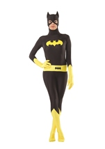 DC Super Heroes Batgirl Woman Costume