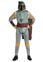 Boba Fett Men Costume