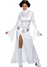 Star Wars Sexy Princess Leia Women Costume