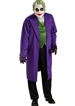 Batman Dark Knight The Joker Men Costume