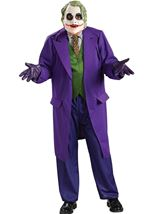 Joker Super Villian Deluxe Costume