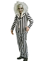 Beetlejuice Men Costume