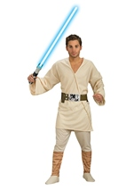 Luke Skywalker Star Wars Mens  Costume