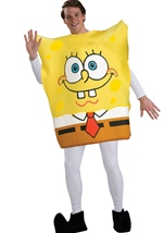 Classic Spongebob Squarepants Men Costume