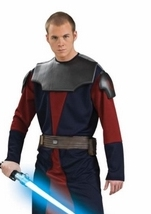 Anakin Skywalker Animated Men Star Wars Costume