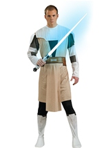 Obi Wan Kenobi Animated Men Star Wars Costume