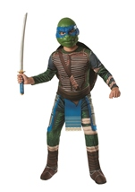 Ninja Turtles Movie Leonardo Boys Costume