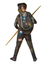 Ninja Turtles Movie Donatello Boys Halloween Costume