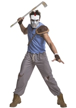 Casey Jones Men Teenage Mutant Ninja Turtle Classic Costume