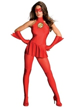 Flash Woman Costume