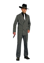 Gangster Men Deluxe Costume