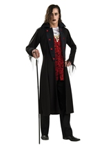 Royal Vampire Men Halloween Costume