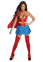 Wonder Woman Adult Woman Halloween Costume