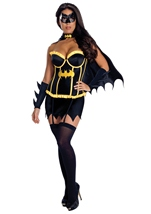 Justice League Super Sexy Batgirl Costume