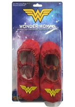 Wonder Woman Glitter Slipper Kids Shoes