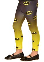 Batgirl Footless Tights