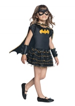 Batgirl Toddler Girls Costume