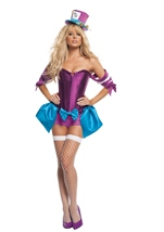 Sexy mad hatter Woman Costume