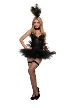 Adult Exotic Peacock Woman Costume
