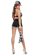Adult Full Throttle Racer Woman Costume
