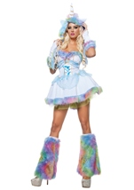 Unicorn Fantasy Woman Costume