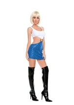 Adult Hollywood Honey Woman Costume