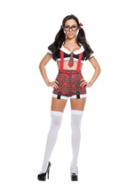 Detention Woman School Girl Costume