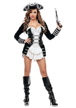 Adult Feme Fatale Pirate Woman Costume