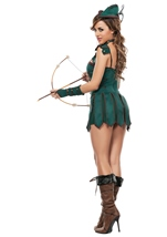 Adult Lovely Robin Woman Costume