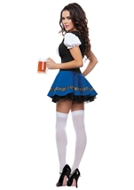 Adult Beer Maiden Woman Costume
