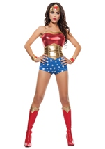 Lady Power Woman Costume