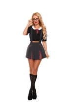 Adult Innocent School Girl Woman Costume