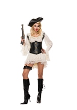 Pirate Maiden Woman Costume