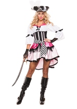 Adult Fantasy Pirate Woman Costume