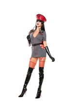 Seductive General Woman Costume