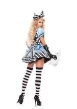 Adult Glam Alice Woman Costume