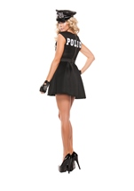 Adult Fashion Police Woman Costume
