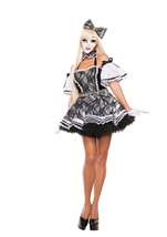 Play With Me Doll Woman Costume